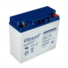 Bateria de Gel 12V 22Ah (181,5 x 77 x 168 mm) - Ultracell