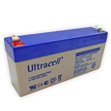 Bateria Chumbo 6V 3,4Ah (134 x 34 x 60mm) - Ultracell