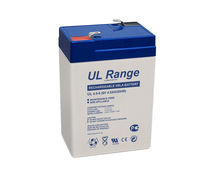 Bateria Chumbo 6V 4,5Ah (70 x 47 x 101 mm) - Ultracell