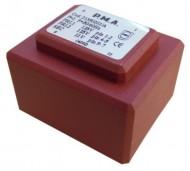 Transformador AC Encapsulado 110/220V - 12V 40 mA