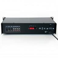 Amplificador de Linha 60W RMS - Misturador PA