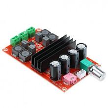 Amplificador Hi-Fi Classe D 200W + 200W