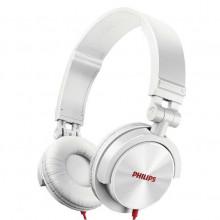 Auscultadores Philips dobráveis SHL3050WH - Branco