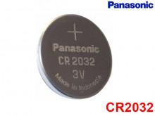 Bateria de lítio CR2032 PANASONIC