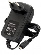 CARREGADOR / ALIMENTADOR COM MICRO-USB 5V 3A