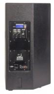 """Coluna Amplificada Pro 15"""" 1200W 4 Modos 15mm Mdf BST"""