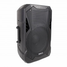 "Coluna Bi-Amplificada de 2 vias 15"" 2X360W RMS Profissional - Master Audio"