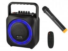 Coluna Bluetooth BT800 com microfone sem fios - Alta Qualiade