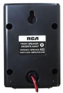 Coluna de som mini 25W RMS 4 Ohm - RCA