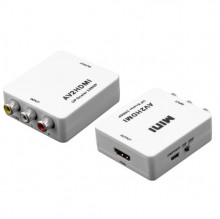 CONVERSOR DE AV (RCA + AUDIO) - HDMI
