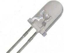 Led Branco Ultra Brilhante 1W 10mm