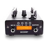 Mesa de Mistura 2 Canais REC / USB / BLUETOOTH - IBIZA