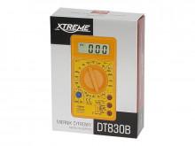 Multimetro Mini Digital - DT830B XTREME
