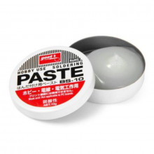 Pasta fluxo desoxidante para soldar 10g