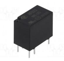 Relé mini 5V 1 ampere duplo - hfd23-005