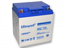 Bateria Gel 12V 28Ah (165x125x175mm) - Ultracell