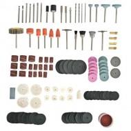 Acessórios de Furação e Polimento para Mini-Berbequim - 188 unidades VELLEMAN