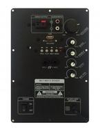 Amplificador 200W stereo para coluna de som c/leitor USB / SD Bluetooth e microfone