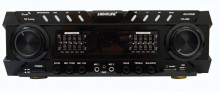 Amplificador estéreo com Bluetooth / USB 240W Maximo AK-612UB
