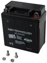 Bateria GEL p/ Mota 12V 3Ah - ProFTC