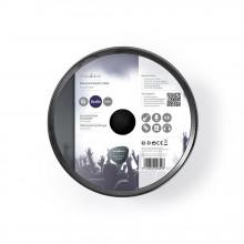 Cabo de áudio balanceado | 2x 0,16 mm² (Alta Qualidade) - metro