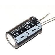 Condensador Eletrolítico 4700 UF 35V