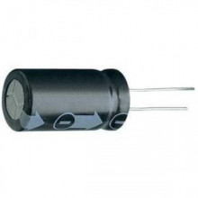 Condensador Eletrolítico Radial 47uF 50V