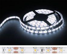 Fita 300 LEDs SMD 3528 Flexivel Branco Frio 12V IP65- 5 mts