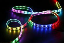Fita 300 LEDs SMD5050 Flexivel IP20 RGB 12V - 5 mts