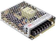 Fonte Alimentação Comutada 15VDC 105W 7A - CLOSED FRAME - MW