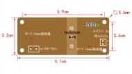 Fonte de alimentação 12V 1.5 amperes