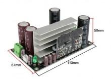 Fonte de Alimentação Comutada DC 48-0-48 Volts 500W