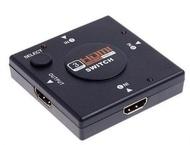 Mini Switch HDMI 3 Portas