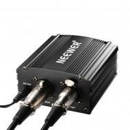 Phantom Power 48V - Fonte de Alimentação para Microfone