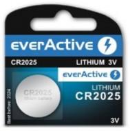 Pilha Lithium 3V CR2025