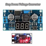 Redutor de tensão DC/DC entrada 4 a 35 V saida 1.25 a 25 V 3 Amperes