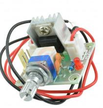 Regulador de Velocidade para ventiladores ou motores DC 5 a 1500 mA