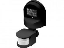 Sensor de movimento PIR 1200W 180 ° preto