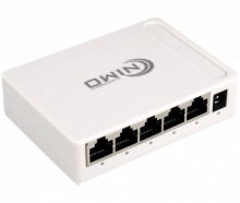 Switch Gigabit 5P 100/1000Mbps - NIMO