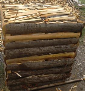 Drvo za ogrev sitno (dužina 0,5m, lipa, m3)