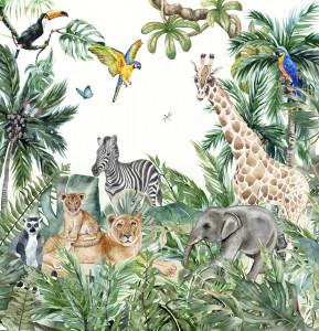 Fototapet Animale si Pasari Exotice