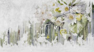 Fototapet Water Lilies