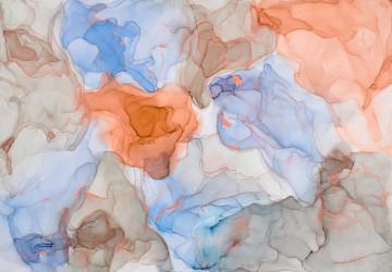 Fototapet Mixture of Colors