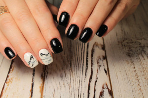 Fototapet Personalizat Nails Room