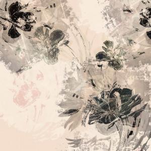 Fototapet Floral Art