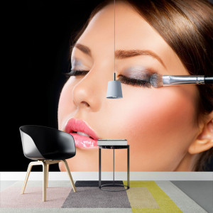 Fototapet Personalizat Salon Make-up