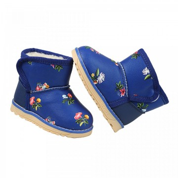 Cizme Copii Panda Blue