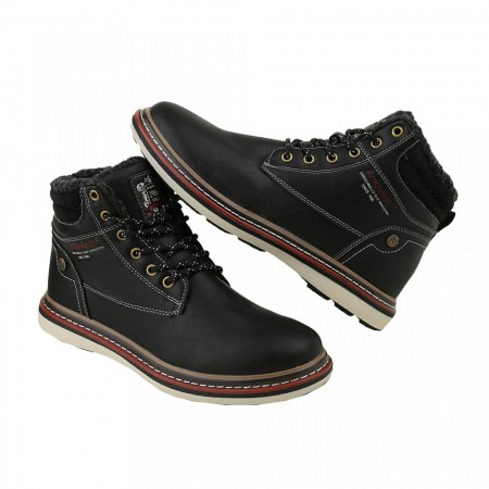 Ghete Alpin Black