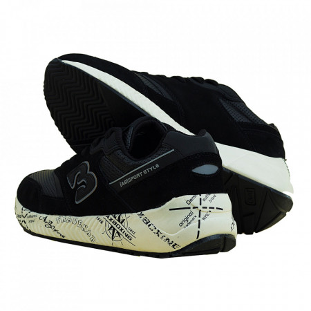 Incaltaminte Sport Best Black