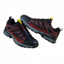 Pantofi Sport Zeuss 2 Negru Rosu